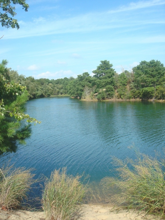 Menantico Pond