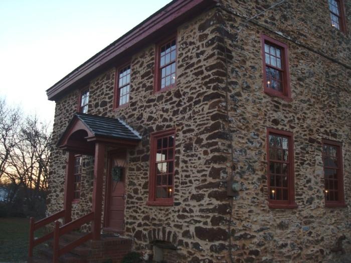 Death of a Fox Inn, Kings Highway, Gloucester County